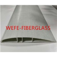 Fiberglass Profile Is a Kind Of Shaped Bar with Fixed Cross-Section