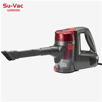 SUVAC DV-887AC CORDED STICK & HANDHELD CYCLONE VACUUM CLEANER