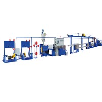High Speed PVC Wire Insulation Machine