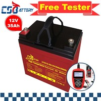Csbattery 12V 200ah/250ah/300ah Storage Lead-Acid AGM Battery for Car/Motorcycle/EPS/Boat/Power-Tool/Pack/Cse