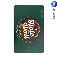 Custom Printing Contactless RFID Smart Ti2048 Hotel Key Card