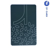 Full Color Printing Plastic PVC TI2048 RFID Smart Contactless Card
