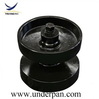 Crawler Dumper Rubber Track Undercarriage Bottom Roller Assy MST 1500 Track Roller by Factory Manufacturer