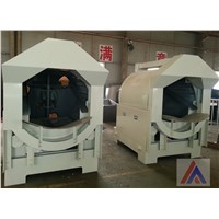 Rotary Rainfall Sander for Investment Casting Line