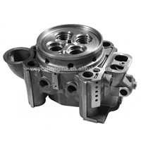 Cylinder Head without Valve 252107FF for MAK M25 Diesel Engine