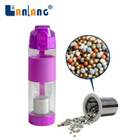Health Energy Bottle Alkaline Water Filter Drinking Bottle