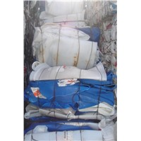 LDPE FILMS SCRAP, PP JUMBO BAGS, LIGHT BLUE PET FLAKES, CAST IRONS SCRAP, PU FOAM SCRAP, EPS BLOCK, PVC PIPE REGRIND, PVC