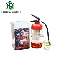 2l Creative Fire Extinguisher Liquid Drink Dispenser, Party Beer Water Barrels Bar Beverage Liquor Rack Machine