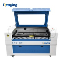 CNC CO2 Laser Engraving Cutting Machine RY-L1390 Ruida Control System Laser Engraver Machine Offline Work