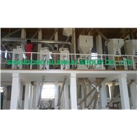 30TPD 50TPD 100TPD 200TPD Rice Mill