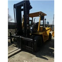 Used TCM FD100 10on Diesel Forklift On Sale