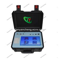 TY-6630A Wireless Zinc Oxide Arrester Current Tester Portable Lightening Arrester Characteristic Tester