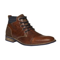 Men's Ankle-Cut Leather Shoes & Leather Shoes