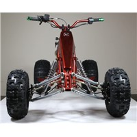 Hot New Model Reverse 125cc Dragster Quad ATV Four Wheeler 3 Speed