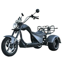 2021 New Design Electric Scooter Elektro Roller Cobra 4000W 45km/h 24AH