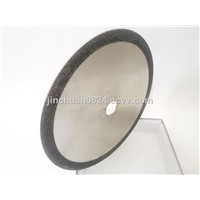 Cubic Boron Nitride Saw Blade for Steel Parts Grinding & Deburring