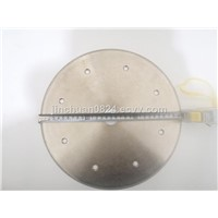 Electroplated CBN Saw Blades for Processing Automobile Engine Valves