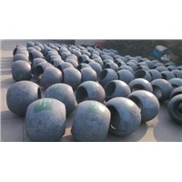 Steel Forged Valve Balls (Heat Treatment & Machinery Available)