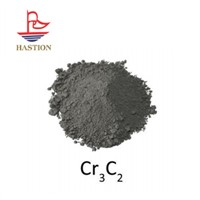 99.7% Purity Chromium Carbide Powder Cr3C2 Powder for Coating Film
