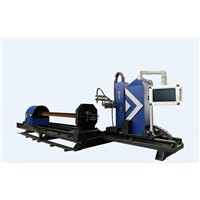 Jinan Factory Sale 8 Axis Plasma Cutting Machine for H Beam/Angle /Channel Cutting