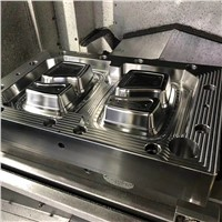Rapid Tooling & CNC Mold Fabrication Service