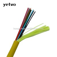 Indoor Fiber Cable GJFJV with Kevlar Inside