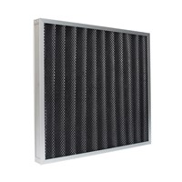 Aluminum Alloy Activated Carbon Filter for Hospital
