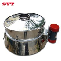 Direct Discharge Vibrating Sifter for Filtering Juice Sieve Machine