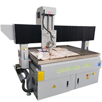 High Speed 3 Axis Wood CNC Router Woodworking Engraving Cutter