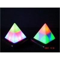 Led Pyramid Light