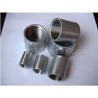steel socket & pipe nipples