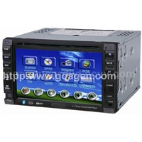 Indash car dvd player
