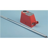 10t Hydraulic Hand-Operated Jack, Lift Height 75mm