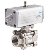 Ball Valve Drive Unit, 2/2 way 25mm DN