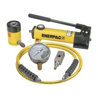 Enerpac Single, Portable Portable Hydraulic Cylinder - Lifting Type, SCH121H, 12t, 42mm stroke