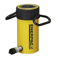 Enerpac Single, Portable Portable Hydraulic Cylinder - Lifting Type, RC504, 50t, 101mm stroke