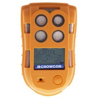 Crowcon Carbon Monoxide, Hydrogen Sulphide, Oxygen Handheld Gas Detector, For Industrial ATEX Approved