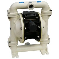 Tecnomatic Diaphragm Air Operated Positive Displacement Pump, 130L/min