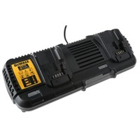 DeWALT Battery Charger DCB132-GB 20 V, 60 V Li-ion for use with DeWALT 54V XR Batteries, UK Plug