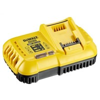 DeWALT Battery Charger DCB118-GB 20 V, 60 V Li-ion for use with DeWALT 54V XR Batteries, UK Plug