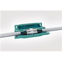HellermannTyton Indoors, Low-Voltage Electrical Network, Outdoors, Submerged, Underground, Wiring Duct Cable Joint Gel