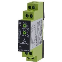 Tele Phase, Voltage Monitoring Relay With SPDT Contacts, 277  480 V Supply Voltage, 3 Phase, Self Powered