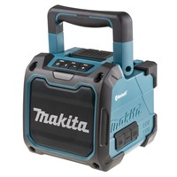 Makita Portable Bluetooth Speaker, 10.8  18V, 2.8kg
