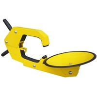 Car Wheel Clamp for tires max 11.5in