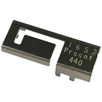 PRO-OB-440 RF Solutions - Square WiFi Antenna, SMD Mount, (WIFI) SMT Connector