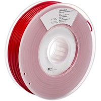 Ultimaker 2.85mm Red ABS 3D Printer Filament, 750g