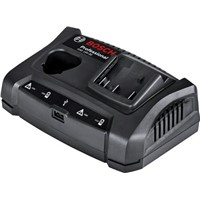 Bosch Battery Pack Charger GAX 18V-30 12  18V Li-ion for use with Bosch Cordless Power Tools, UK Plug