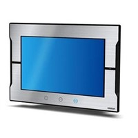 Omron NA Series Sysmac HMI Touch Screen HMI - 7 in, TFT LCD Display