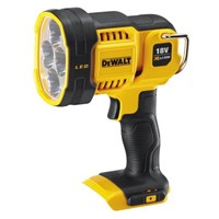 Dewalt Indoor & Dry Place Rechargeable, LED Inspection Lamp, 400 m Beam No 18 V