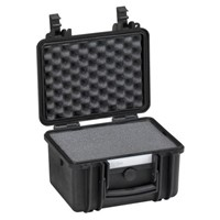 GT Line Waterproof Plastic Equipment case, 305 x 194 x 270mm